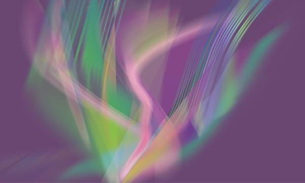 Dark Lavender Auroras