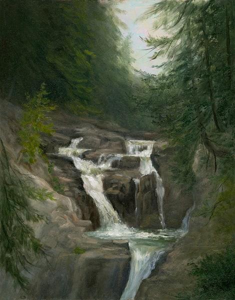 *Split Rock Falls Art | Tarryl Fine Art