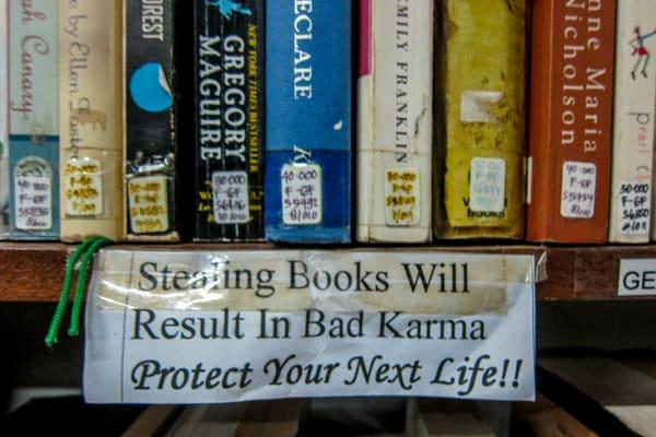 library karma