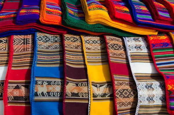 Bolivia fabrics