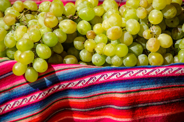 traditional grapes