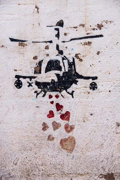 Helicopter hearts
