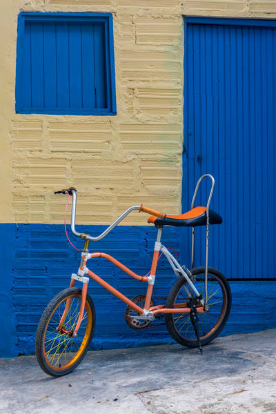 Funky bike Colombia