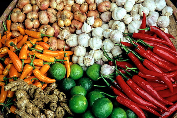 Vietnam vegetables