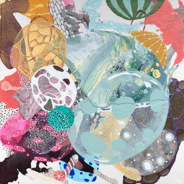 [Sold] Tender Movement Art | Dee Aurandt Studios
