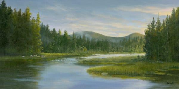 Adirondack Mountain Region