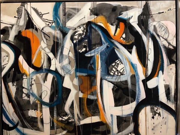 De Veuve Alexis Mardi Cycles Of Change 52 X 65 Art | MardisArt