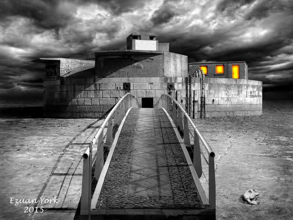 The bunker ybadlh om8y8z