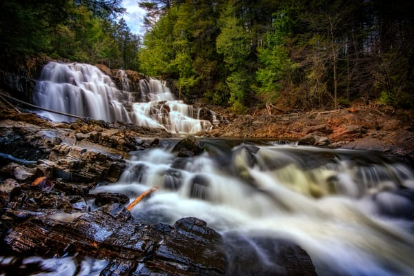Houston Brook Falls | Shop Photography by Rick Berk