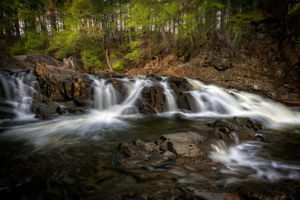Houston Brook Cascade | Shop Photography by Rick Berk