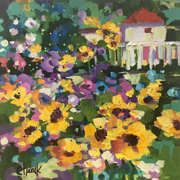 My Front Yard Art | Jill Charuk Art