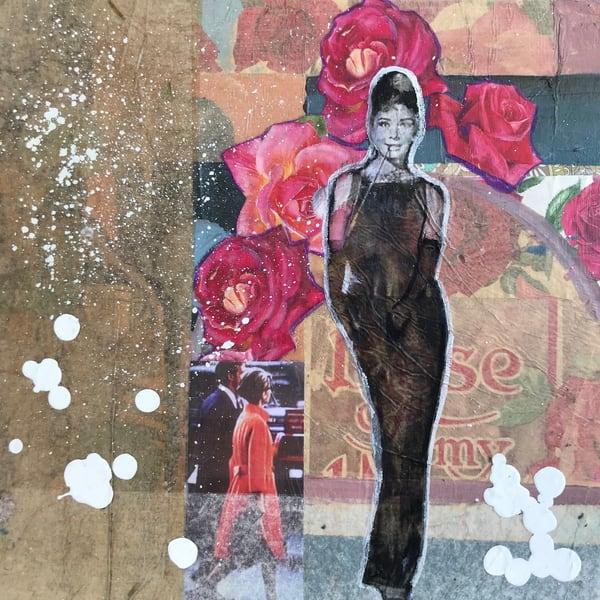 Rose Of My Heart Art   memoryartgirl