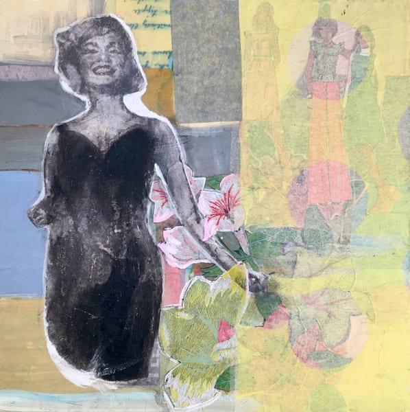 Coming Up Roses Art   memoryartgirl