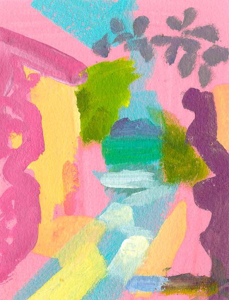 Vila Pink Channel Art | RPAC Gallery