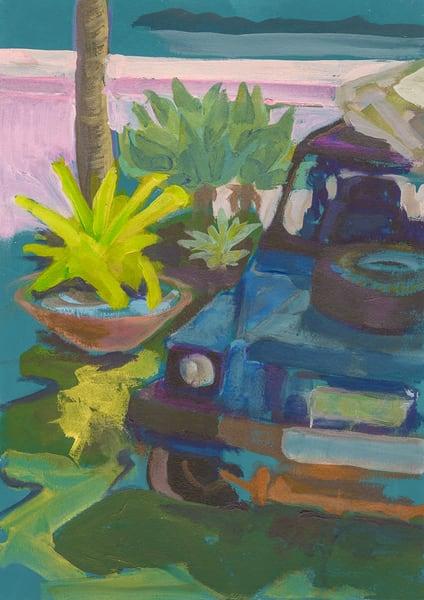 Casa Na Ilha Jeep Art | RPAC Gallery