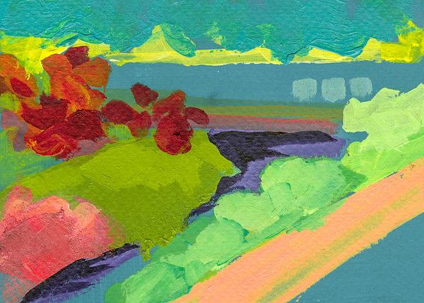 Viana Beach Stream Art | RPAC Gallery
