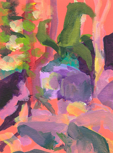 Hi 5 Plant Art | RPAC Gallery