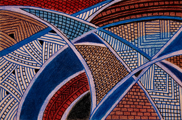 primitive geometrics and ancient pattern designs