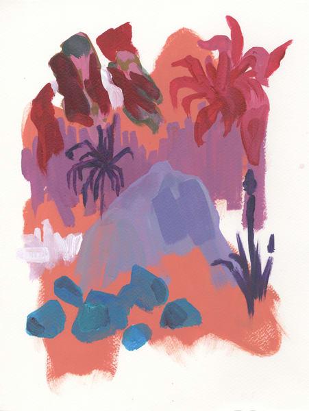 Jungle Rock Art | RPAC Gallery