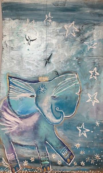 Dream Elephant  Art | DuggArt