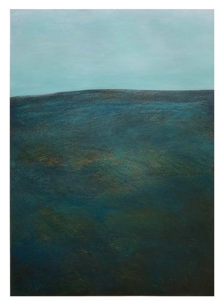 Moonlight - Original Abstract Painting | Cynthia Coldren Fine Art
