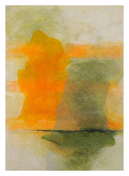 Fire Dust - Original Abstract Painting | Cynthia Coldren Fine Art