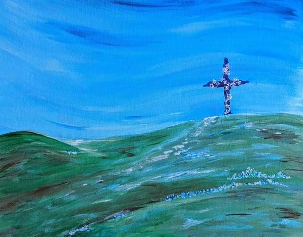 Little Mountain - Big Hope | LML Studio Art