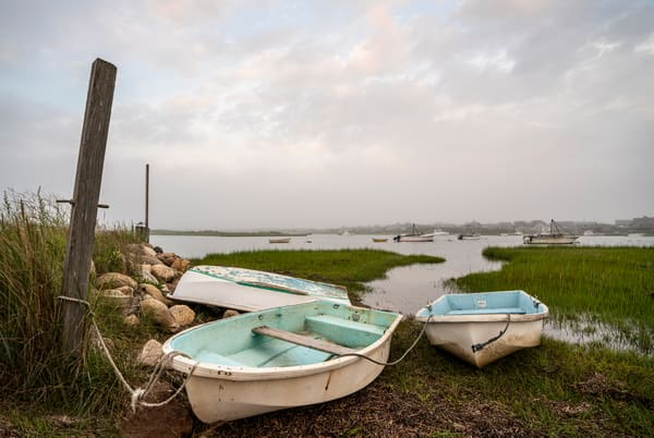 Dinghy Parking Photography Art | Kit Noble Photography