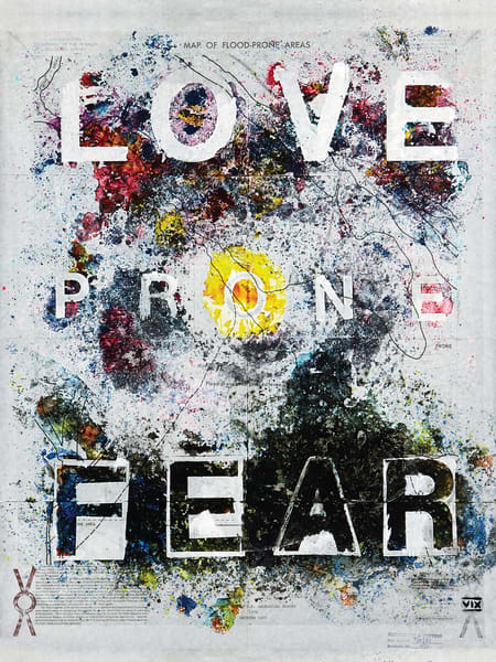 Love Prone Fear Art | Awake Graphics, LLC