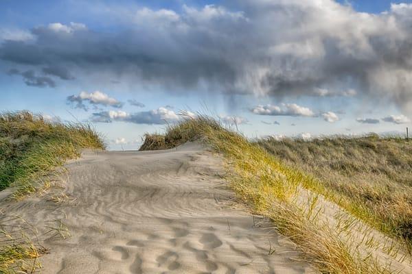 South Beach Dune Art | Michael Blanchard Inspirational Photography - Crossroads Gallery