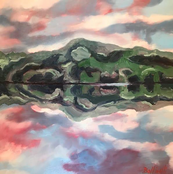Lake Lure   Original Art | Bottinelli Fine Art