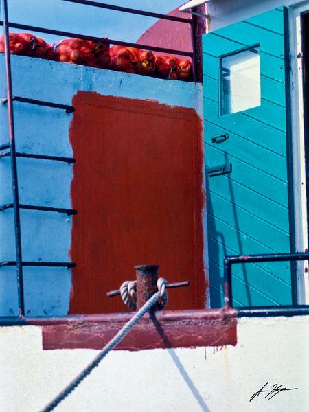 Ferry Boat Door