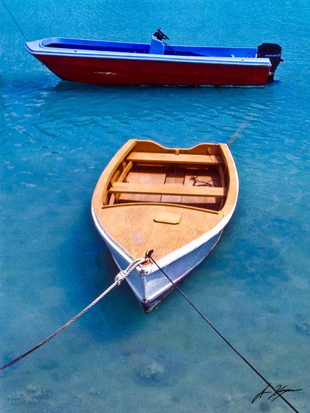 """Boat """"T""""ing"""