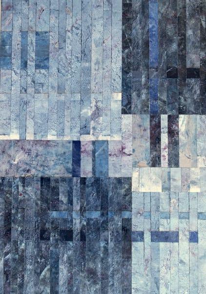 Puzzle Series 4  (Original) Art | Laurie Fields Studio