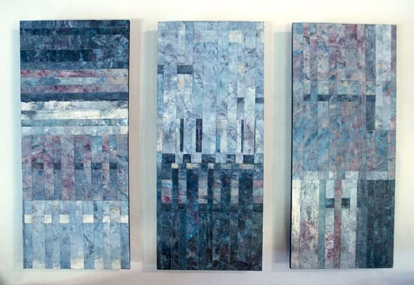 Puzzle Series 1,2,3  (Originals) Art | Laurie Fields Studio
