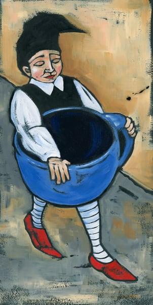 La Grande Tazza, the big cup