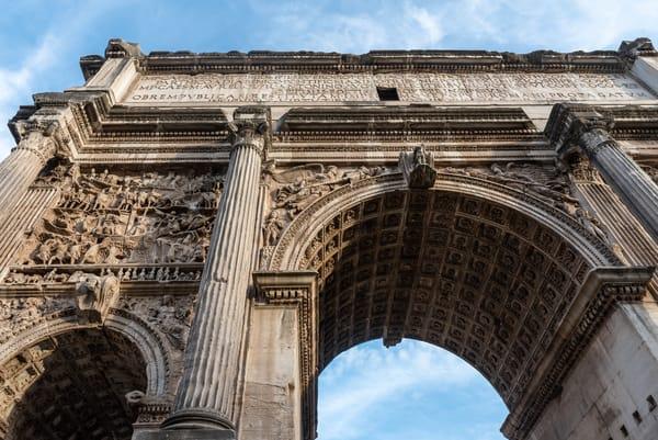 The Roman Forum IV, by Jeremy Simonson