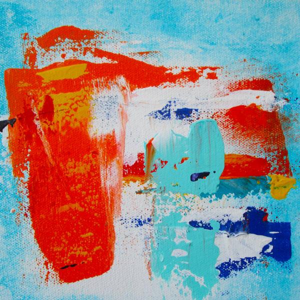 On The Beach Ii  Art   Lesley Koenig Studio