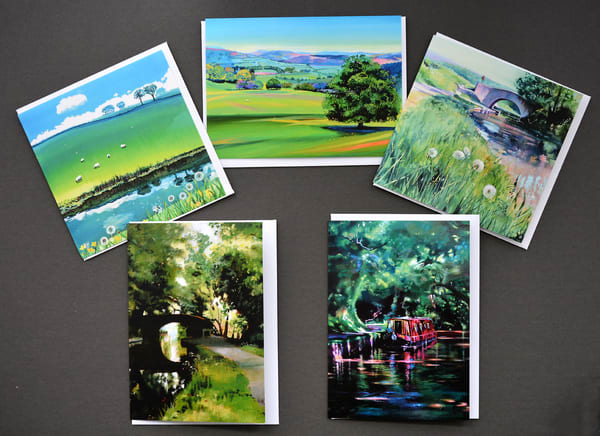 Landscapes of Wales Greetings Cards