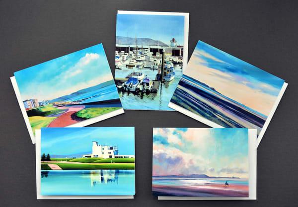 Llanelli Coast Greetings Cards