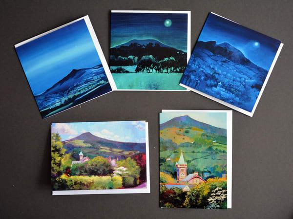 Abergavenny Greeting Cards Online