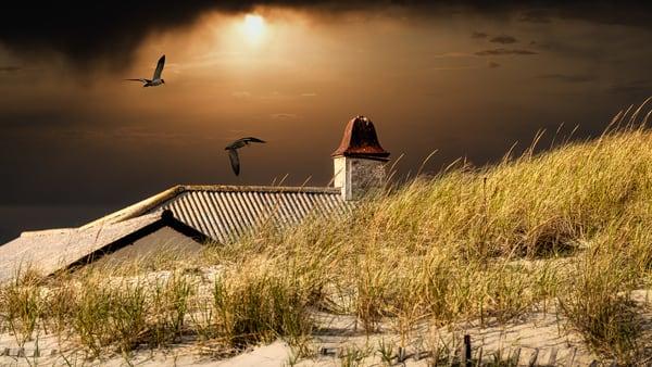 Leave The Beach Photography Art   Johnscalaphotography