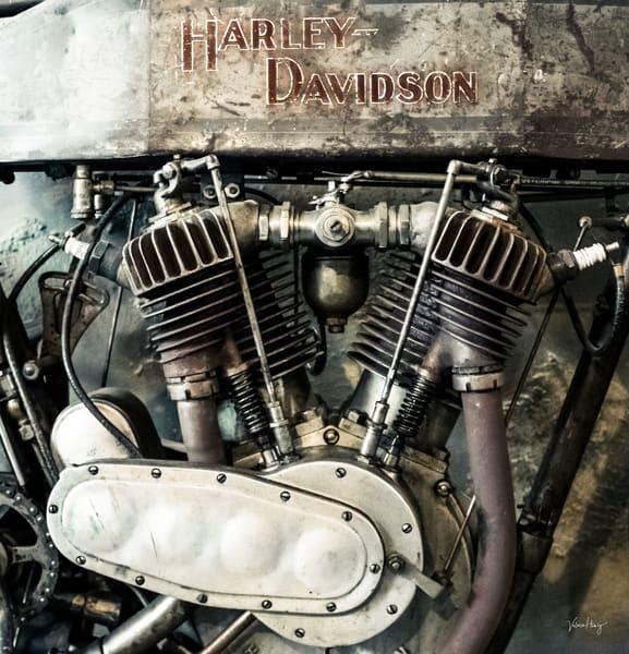 Harley Gears Photography Art | Koru Photo Designs