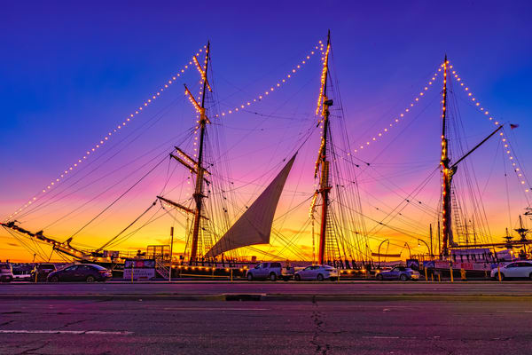 Maiden Voyage Photography Art | McClean Photography