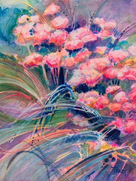 Blossom Opera Art | Terrie Haley Artist