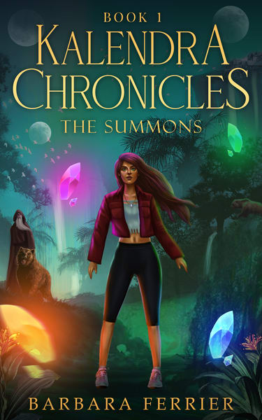 Kalendra Chronicles The Summons 002 Art | barbaraferrier