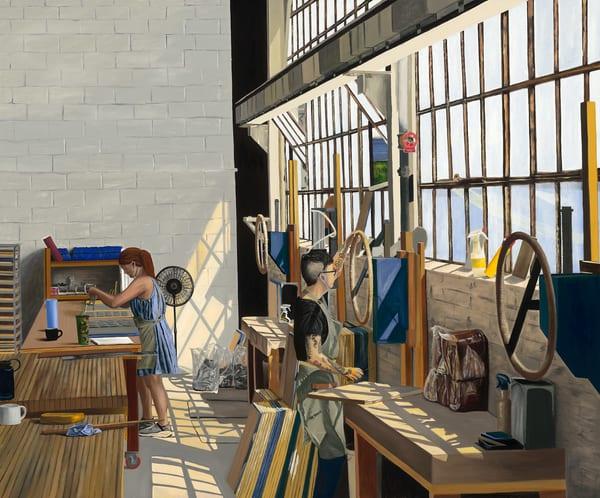 The Tile Makers Art | Brendan Kramp Studio & Workshop