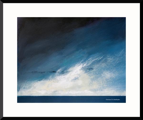 Dark Skies Original Painting