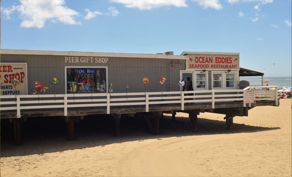 Ocean Eddies Art | DocSaundersPhotography