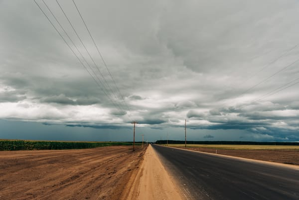 New Highway by Jeremy Simonson